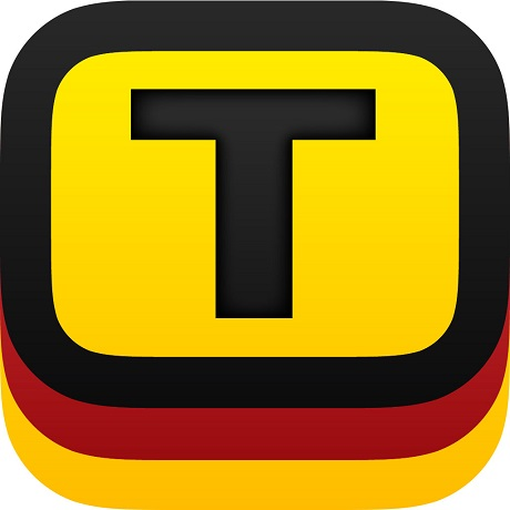 Logo Taxi Deutschland App